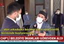 ahaber - CHPli belediye imamları görevden aldı