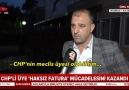 ahaber - CHPli meclis üyesinden İSKİye fatura tepkisi