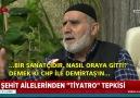 """ahaber - Şehit ailelerinden &quottiyatro"""" tepkisi Facebook"""