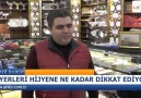 Ahi Televizyonu - İŞYERLERİ HİJYENE NE KADAR DİKKAT EDİYOR Facebook