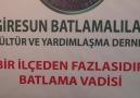 Ahmet Güngör - 13.Giresun Günleri Batlamalılar Standı