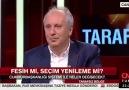 Ahmet Hakan Muharrem İnceyi ters köşe yaptı. İzliyoruz )