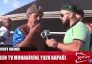 Ahsen TV Muhabirine Yılın Kapağını yapan Bozkurt