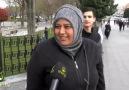Ahsen TV muhabirini ters köşe eden röportaj
