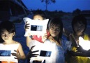 A 2-in-1 solar lantern and phone charger that packs down to 1 thick.