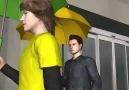 Air umbrella a very smart technology