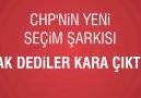 Ak dediler kara çıktı - CHP'nin yeni seçim şarkısı