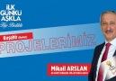 AK PARTİ Kırşehir Milletvekili Adayı Mikail Arslan KIRŞEHİR (M...