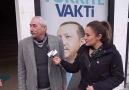 AKP binasının önünde AKP&sert eleştiri >>> Halk Ekranı