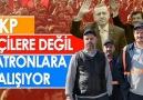 AKP İşçilere Değil Patronlara Çalışıyor