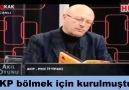 AKP kurucularında  bir tane Türk yok