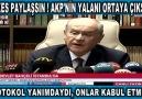 AKP-MHP KOALİSYON GÖRÜŞMESİ