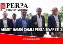 AKP Milletvekili Ahmet Hamdi Çamlı Perpa Ziyareti 3