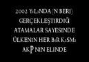 AKP Ve Türkiye Gerçeği :)