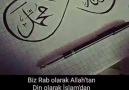 Alemlere Rahmet Hz. Muhammed le 20 mars