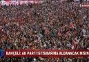 """""""ALIN TERİNİZDEN KESİLENLERLE SARAY YAPILDI"""""""