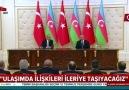 Aliyev ve Erdoğandan ortak basın toplantısı