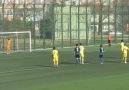 Altınok & Gençlergücü U17 maçı ... Altınok penaltı golü