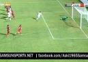 Altınordu 0-1 Samsunspor'umuz Gol Mehmet Çakır