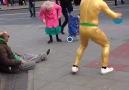 Amazing Dancing Lady