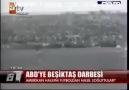 Amerika'ya Beşiktaş Darbesi