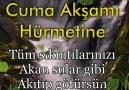 Amin Cuma Akşamınız Mübarek Olsun..