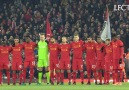 A minute's silence at Anfield ahead of Leeds meeting