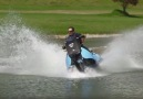 Amphibious Motorcycle