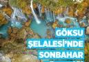 Anadolu Ajansı - Göksu Şelalesi&sonbahar güzelliği Facebook