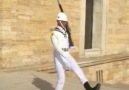 Anıtkabir asker nöbet değişimi