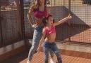 Anne Kızın Muhteşem Dans Performansları