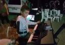 Antalya gaydası piyanist akından 11 yaşında