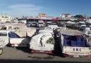 Antalya&Serik ilçesinde sebze halin son durumu