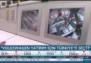 A Para TV - Volkswagen Türkiyede fabrika kuruyor