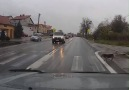 A quick example of how to safely cross a road...