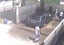 Araba yıkamaya gidecekseniz dikkat edin. Başınıza bu gelmesin