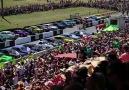 69 Araçla Dünya Lastik Yakma Rekoru