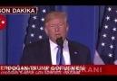 Araklı - Trump - ERDOĞAN Basın Açıklaması
