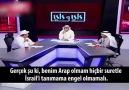 Arap kanalından büyük ihanet