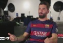 Arda Turan: Hak ettiğim için FC Barcelona'dayım
