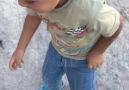 Arife Öcal - Cocugun kopege olan sevgisi