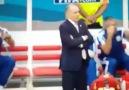 Arjantin gol kaçırınca Sabella :)