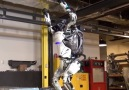 A round of applause to Boston Dynamics for revolutionizing robotics.