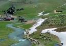 ARSİN MESOHOR - Taşköprü yaylasını birde havadan (drone)...