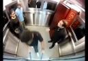 Asansör Şakasının Dozu İyice Kaçtı, Buda İkincisi :))