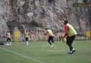 AS Monaco - Physical training