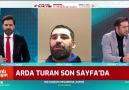 A SPOR - Arda Turan A Spor&özel açıklamalarda bulundu Facebook