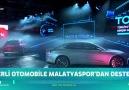A SPOR - Yerli otomobile BtcTurk Yeni Malatyaspor&destek