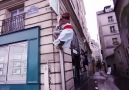 Assassin's Creed Unity Meets Parkour in Real Life - 4K