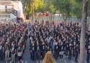 Atatürk&çocuklarından tüyleri diken diken eden gösteri